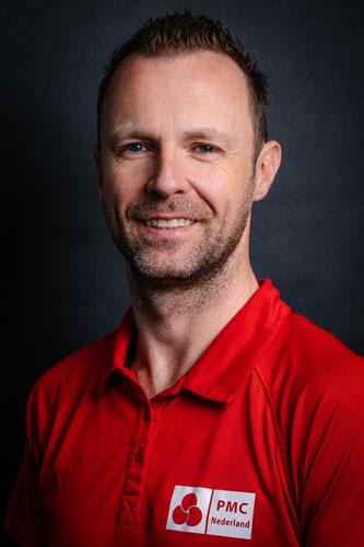Fysiotherapeut Dennis Steverink