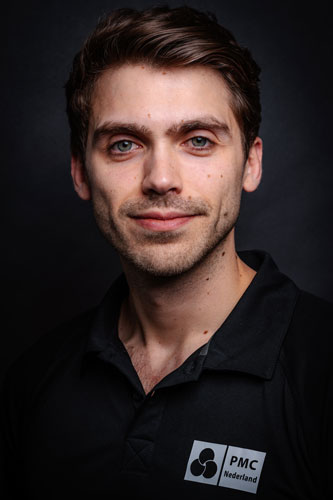 Fysiotherapeut Giorgio Schipdam