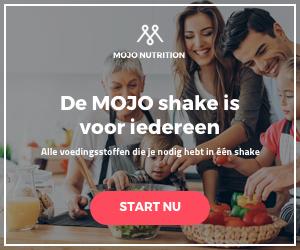 De MOJO shake is voor iedereen!