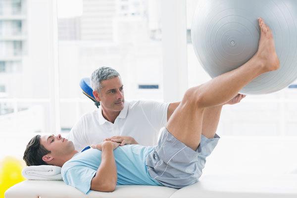 Sportfysiotherapie doe je bij het PMC. Snel weer op jouw niveau sporten!